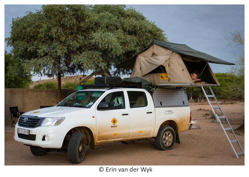 Namibia camp 2