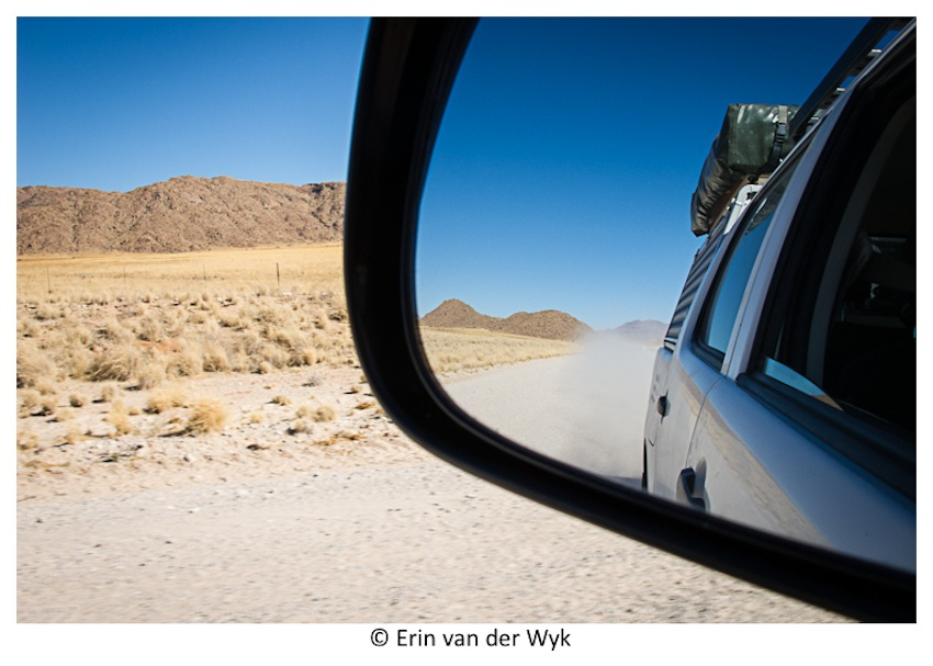Namibia Car