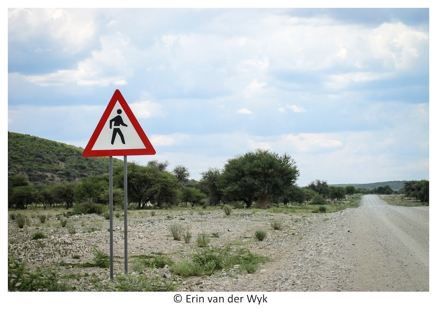 Person sign
