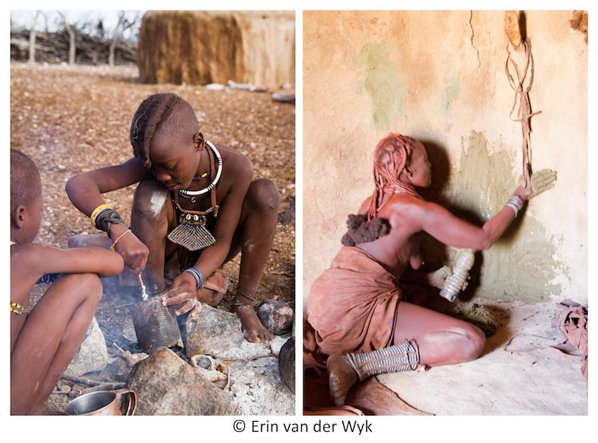 Himba work