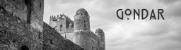 Gondar:: Castles and Churches